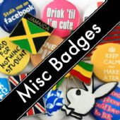 MISC BADGES